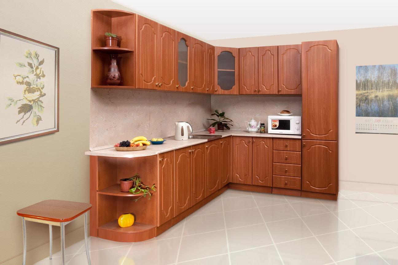 Фото модульных кухонь