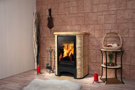 Тепло в дом: печи-камины