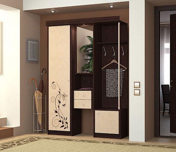 Какая мебель должна быть в коридоре?