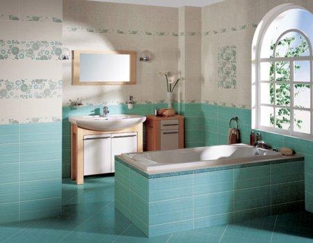 Отделка стен в ванной. Что лучше: керамическая плитка или пластиковые панел ...