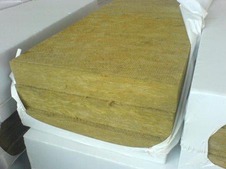 Базальтовая минеральная вата в строительстве