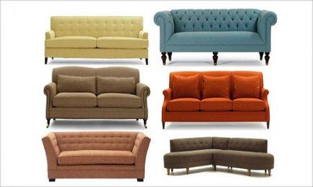 Разновидности и особенности диванов