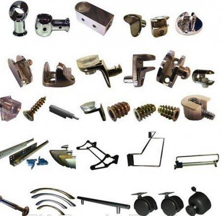 Разновидности мебельной фурнитуры
