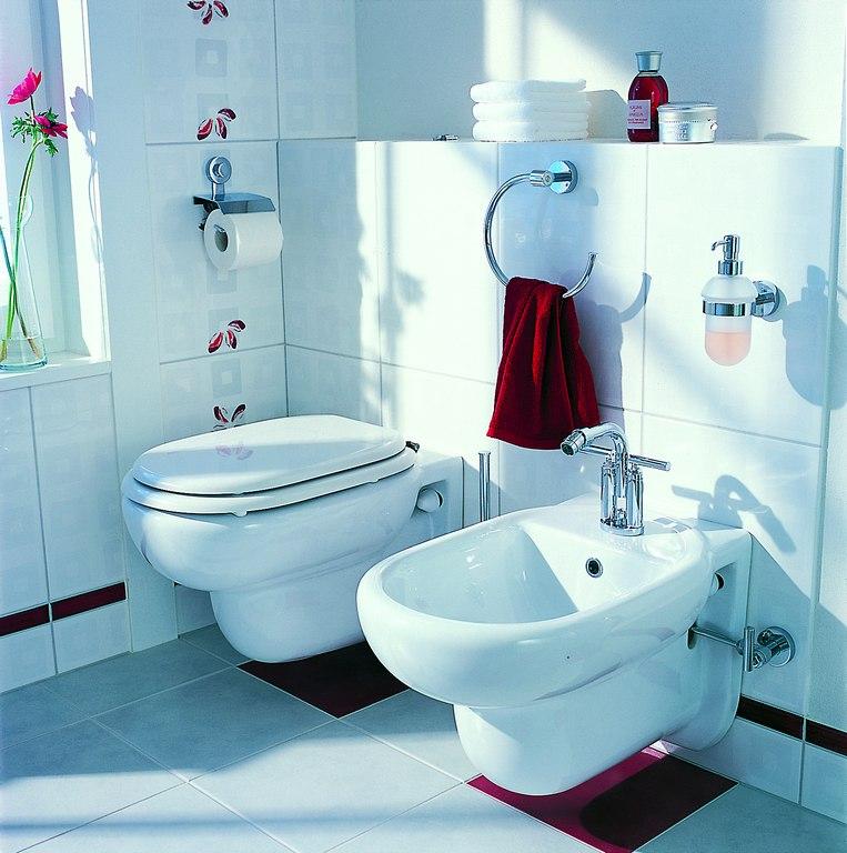 Биде ванная комната купить смеситель для ванны в украине недорого