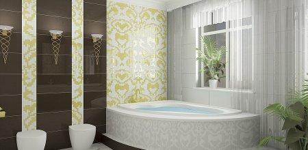 Составление проекта дизайна ванной комнаты и проведение ремонта под ключ
