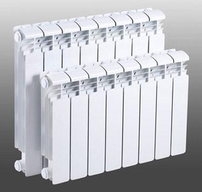 Преимущества алюминиевых отопительных радиаторов Fondital