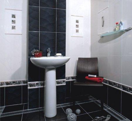 Нюансы выбора кафеля для ванной комнаты