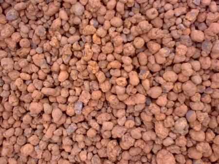 Виды и применение керамзита