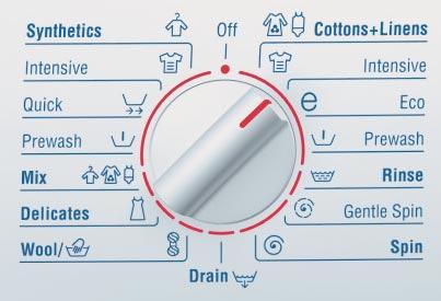 Разнообразие функций стиральных машин