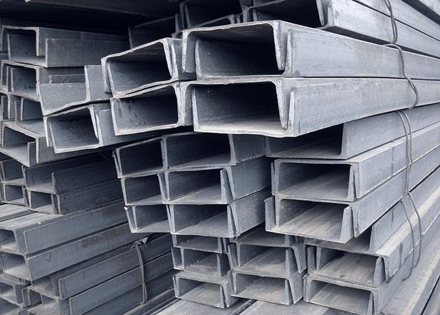 Использование стальных швеллеров