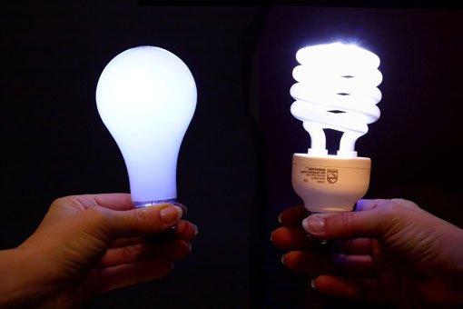 Преимущества светодиодных ламп освещения