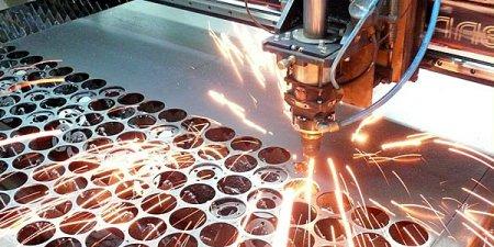 Использование лазерной резки металлов