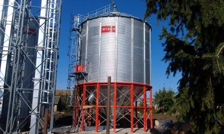 Необходимость автоматизации зернохранилищ, зерносушилок и элеваторов