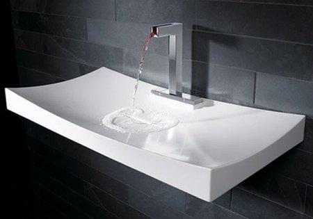 10 самых стильных умывальников для ванной