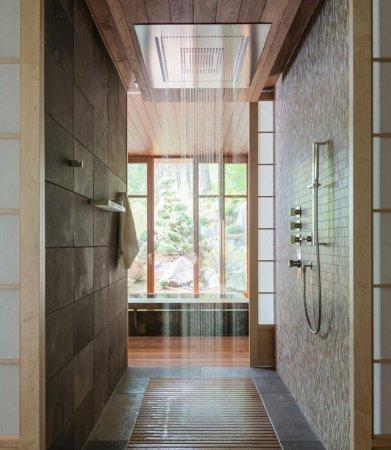 Тропический душ – полезно, красиво и приятно