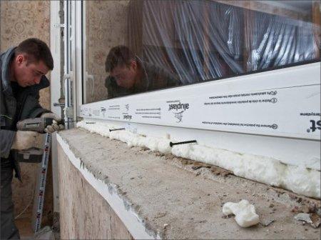 Тонкости и ошибки установки пластиковых окон