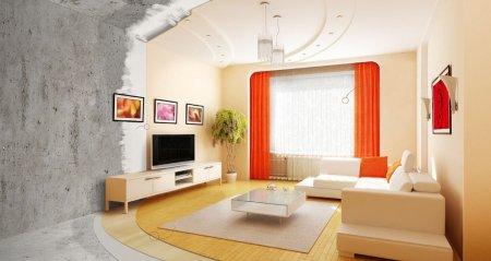 Как сделать с нуля ремонт квартир?
