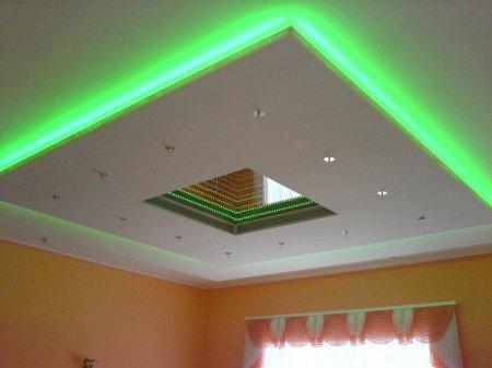Двухуровневые потолки: основные преимущества систем