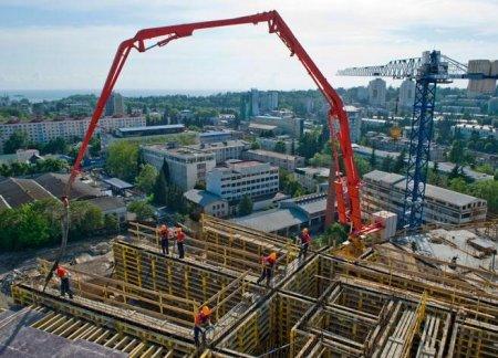 Сфера применения бетононасосов