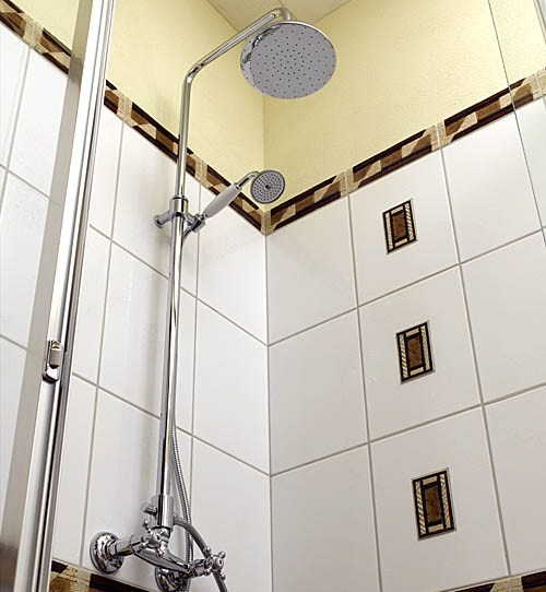 Виды смесителей для душа в ванной
