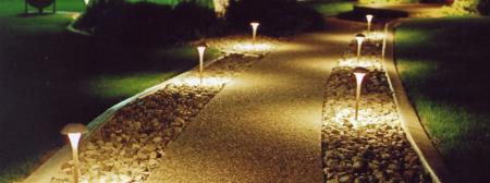 Светильники садовые и их отличительные особенности