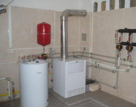Особенности и преимущества напольных газовых котлов