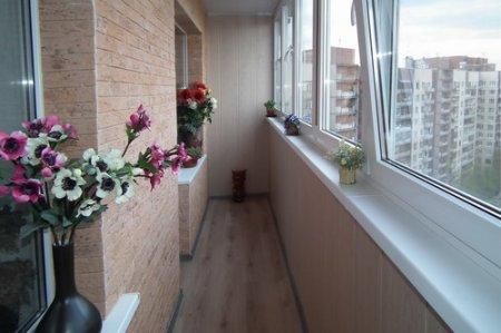 Особенности ремонта балконов и лоджий
