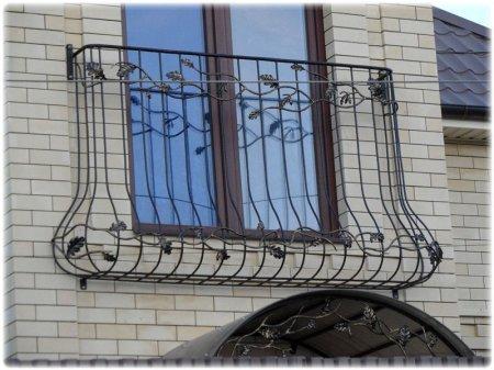 Французский балкон – что это такое?