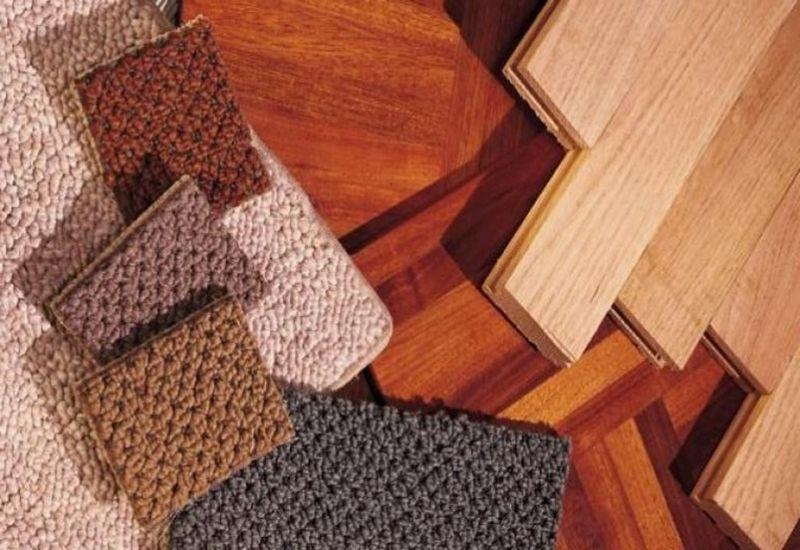 Напольные покрытия: выбираем между ламинатом, плиткой и линолеумом