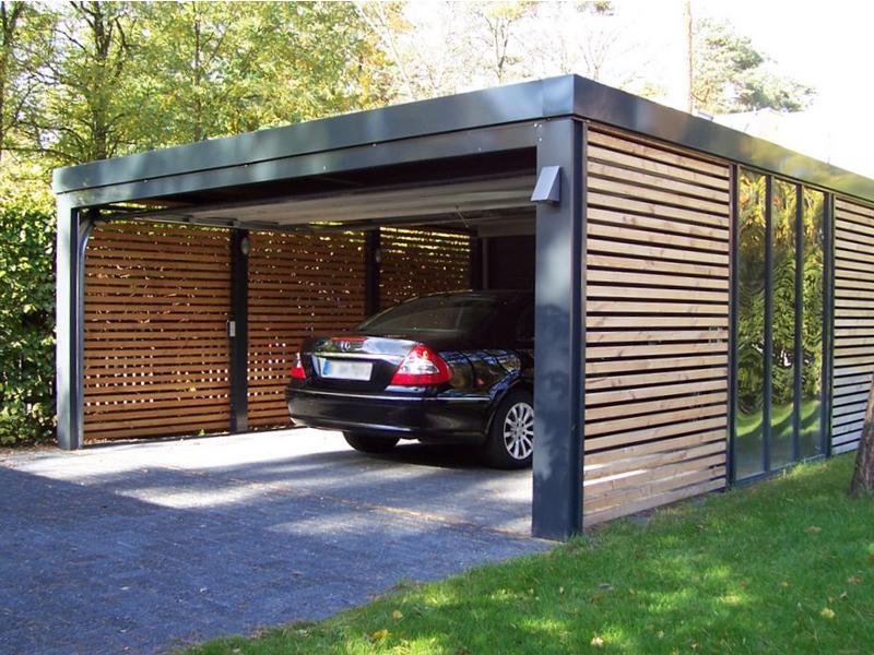 Гараж: строительство дома для машины