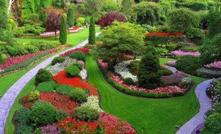 Ландшафтный дизайн сада: советы по проектированию садового участка
