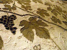 Мозаика из эпоксидной смолы