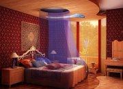 Комната в восточном стиле. Как оформить комнату