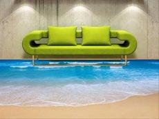 Наливные полы. Технология изготовления
