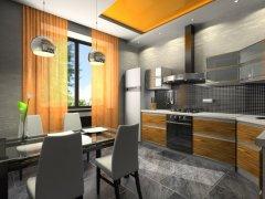Планировка кухни. Создаем кухню мечты