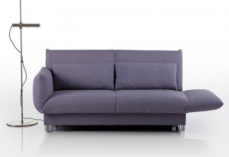 Необычные двухместные диваны