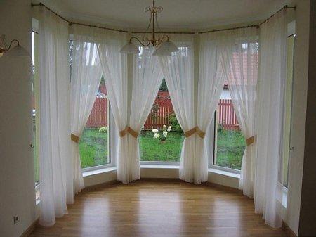 Эркер в интерьере: достоинства, оформление, идеи дизайна различных комнат