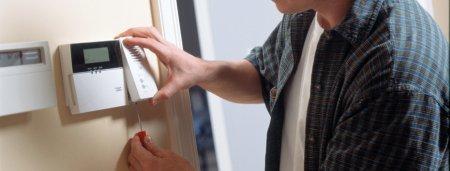 Особенности установки охранных систем в доме